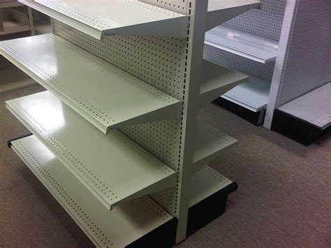 gondola island shelving new starter unit