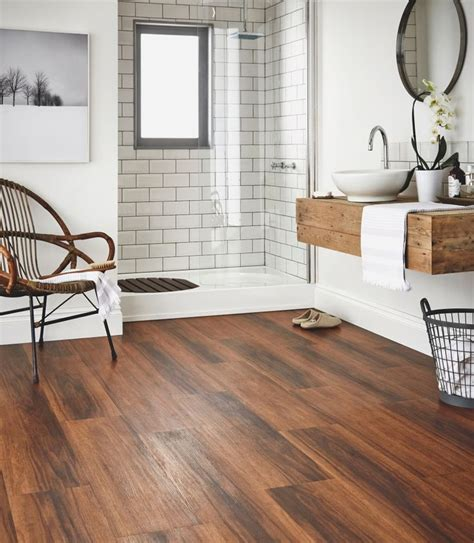 bathroom ideas with wood floors 25 best ideas about wood floor bathroom on