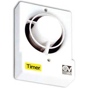 Vortice Bathroom Extractor Fan Uk Vortice M10 4t Extractor Fan W Timer Record 4 Inch 100mm