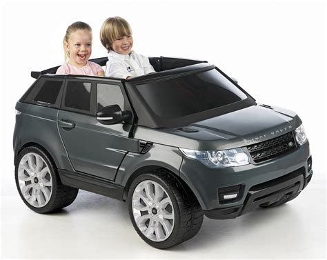 land rover kid famosa releases new range rover ride on the toy insider