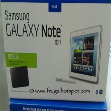 costco tablet prices costco sale samsung galaxy note 10 1 quot tablet 419 99