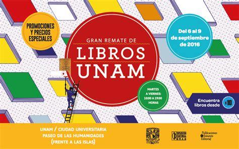 Libros Unam | noticias libros universitarios desde 10 en el gran