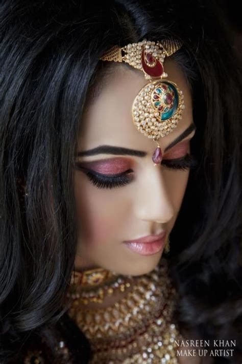 Arabic Bridal & Party Wear Makeup Tutorial Ideas Step By