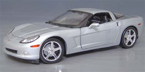 2005 corvette models 2005 chevrolet corvette c6 coupe details diecast cars