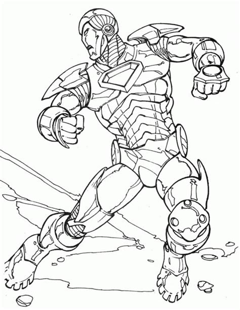 big iron man coloring pages big iron man coloring pages