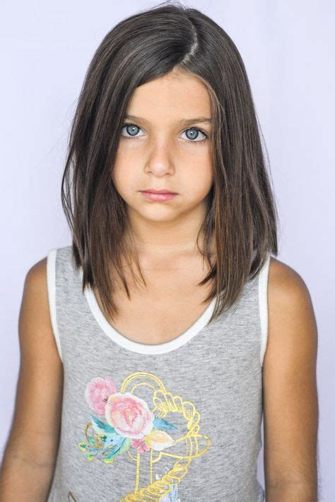 hairstyles for 13 year old brunettes best 25 little girl haircuts ideas on pinterest girl