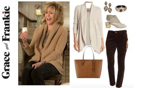 Grace & Frankie   Jane Fonda's Wardrobe   100 Things 2 Do