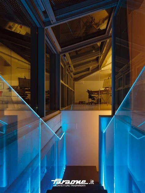 aldabra illuminazione aldabra illuminazione parapetto in vetro con led l 217