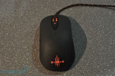 Mouse Steelseries Diablo steelseries diablo iii mouse