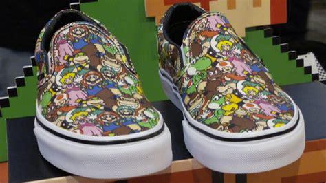 Sepatu Vans Nintendo gugux zone di indonesia
