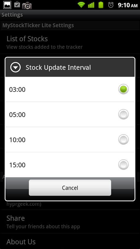 lite android android wallpaper review my stock ticker lite android central