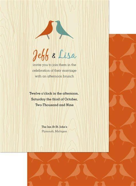 Einladung Hochzeit Schlicht by 51 Kreative Freche Und Junge Einladungskarten Zur Hochzeit