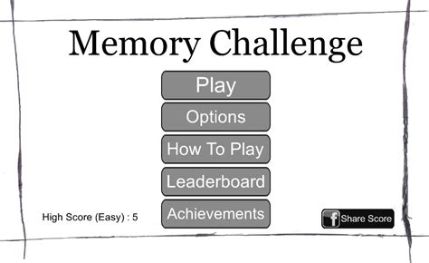 memory challenge memory challenge android apps on play