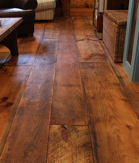 Rustic Wide Plank Flooring Our Rustic Circle Sawn Fir Flooring Will Add A Unmistakable Character And To Your Home
