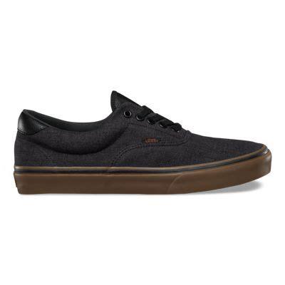 Jual Vans Era 59 Black denim c l era 59 shop shoes at vans