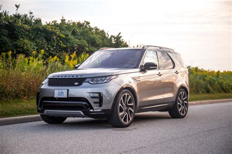 land rover discovery hse 2017 review 2017 land rover discovery hse si6 canadian auto