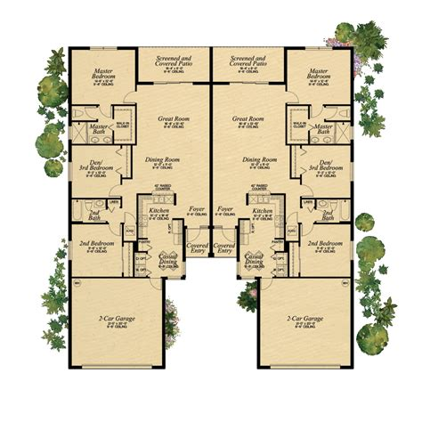 architectural floor plans architectural house plan styles ranch style house
