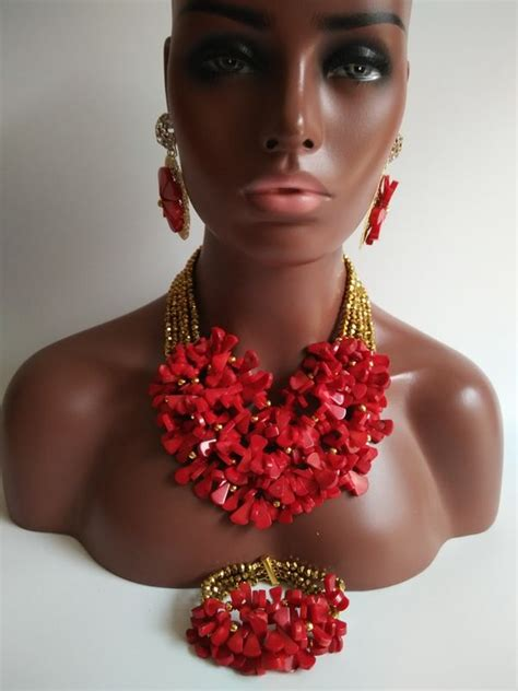 aliexpress nigeria 17 best images about african coral beads on pinterest