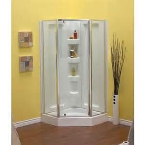stand up shower corner shower neo angle
