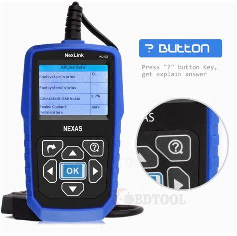 nexas heavy duty truck obd diagnostic scan tool car obd nl full kit