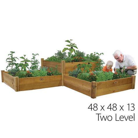 modular raised garden bed at jackson and perkins