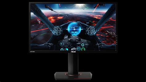 Monitor Gaming Asus asus announces three new gaming monitors with gamevisual technology mspoweruser