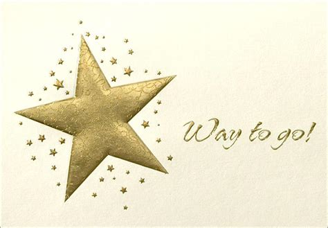 Kudos Home And Design Reviews by Way To Go Greeting Congratulations Cards From Cardsdirect