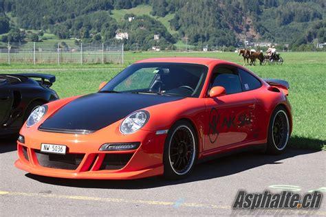 Ruf E Porsche by Showtime 2012 1400 Porsche Au Soleil Asphalte Ch