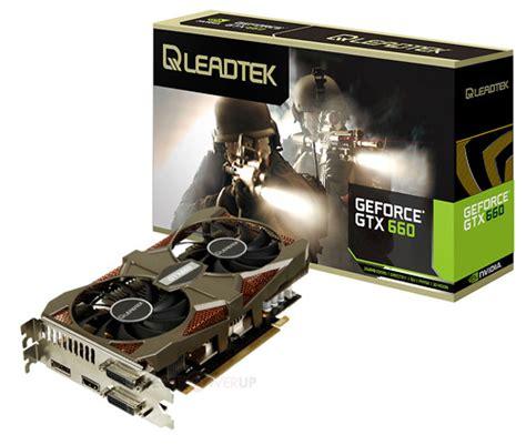 Nvidia Geforce Hurricane Gt960 Oc leadtek anuncia la winfast geforce gtx 660 hurricane ii