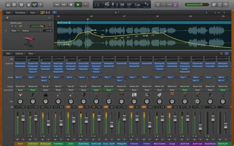 Garageband Hardware Apple Logic Pro X Garageband To Logic Pro X