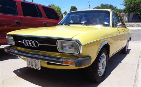 Audi Ls 100 by German Import 1974 Audi 100 Ls