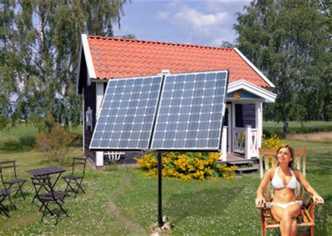 Small Solar Kits For Cabin by The Future Of Small Cabin Or Rv Solar Is Here Affordable