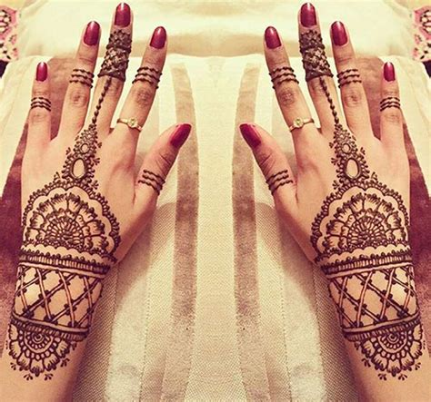Wedding Henna by 21 Indian Bridal Mehndi Designs And Tips To Rock Your