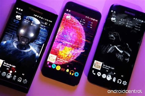 themes samsung galaxy star go rogue with these star wars themes android central