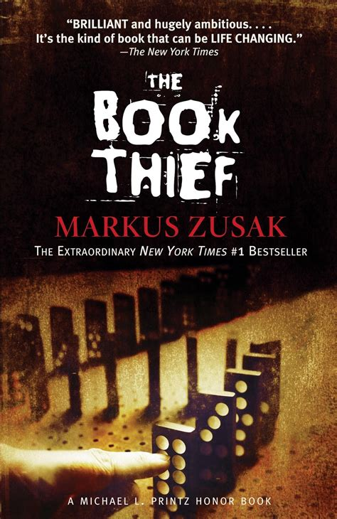the books i live literary review the book thief