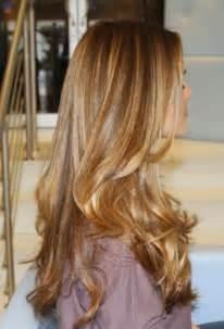 Brown hair with honey blonde highlights medium honey blonde hair color
