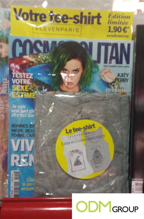 Cosmopolitan Magazine Giveaways - magazine giveaway adds value for on shelf publications theodmgroup blog