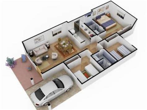 planta baixa 3d plantas de casas prontas em 3d 30 modelos