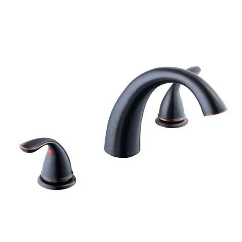 Glacier Bay Faucets Warranty by Glacier Bay Builders 2 Handle Deck Mount Tub Faucet