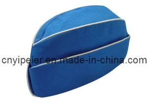 How To Make A Flight Attendant Hat Out Of Paper - china costume cotton polyester cloth airline stewardess