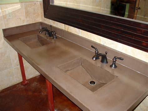 concrete bathroom countertops 28 images acid stained
