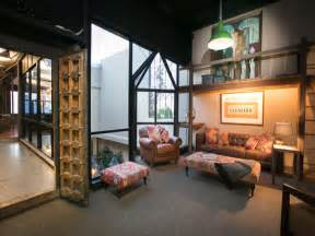 home design new york style chic new york style warehouse home in brisbane