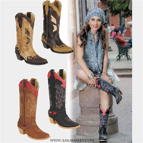 imagenes ropa vaquera dama botas vaqueras para dama color mujer mercadolibre mxico