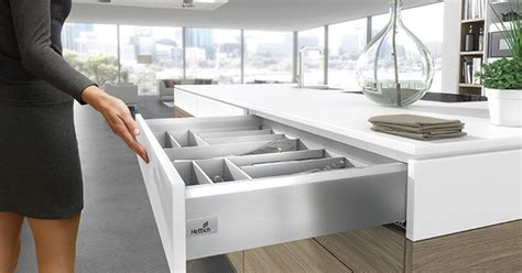 hettich kitchen designs hettich a new dimension to soft drawers furniture production magazine