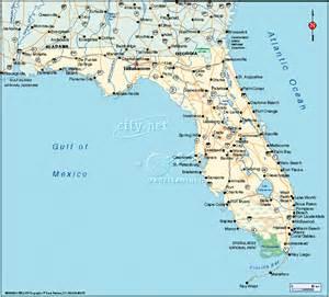 matelic image detailed city map of florida