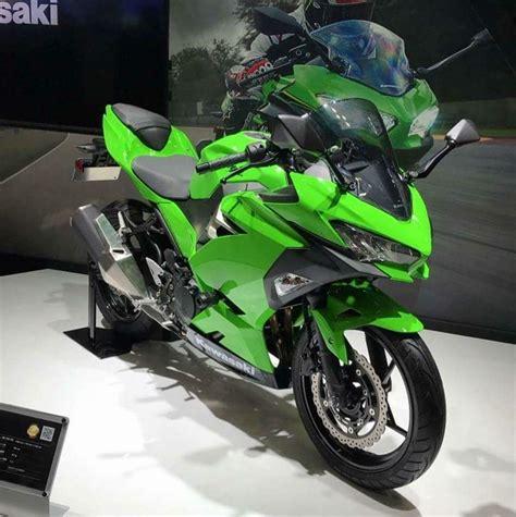 Harga Green 2018 all new kawasaki 250 fi terbaru 2018 green 3
