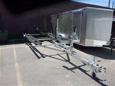 pontoon boat trailer sudbury pontoon trailer used or new boat parts trailers