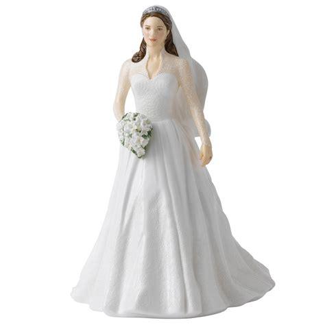 Wedding Figurine by Catherine Royal Wedding Day Hn5559 Royal Doulton