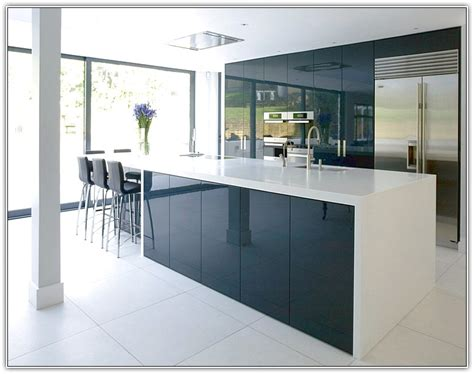 high gloss acrylic kitchen cabinets acrylic kitchen cabinets colors kitchen ideas