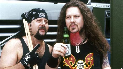 vinnie paul on he and dimebag s for halen teamrock